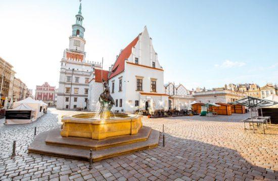 Free Tour Centro historico de Poznan